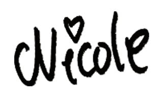 Unterschrift Nicole