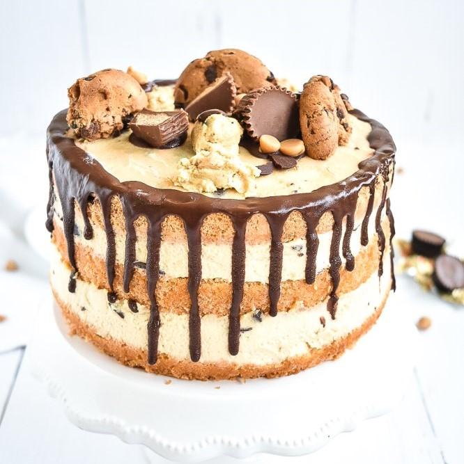 Cookie Dough Torte