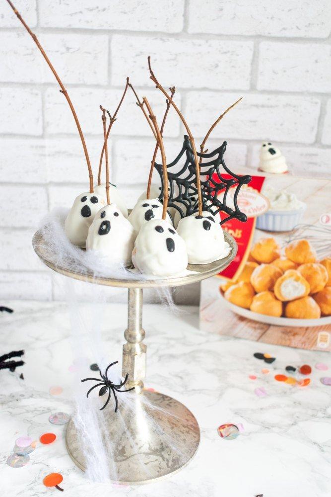 Windbeutel Geister Halloween
