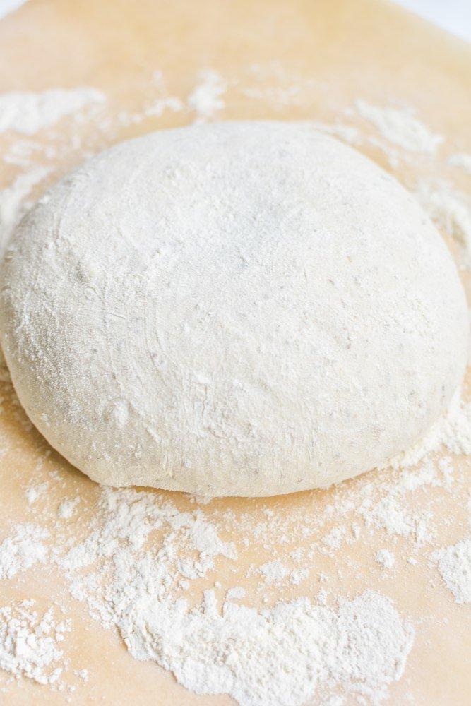 Über Nacht Brot