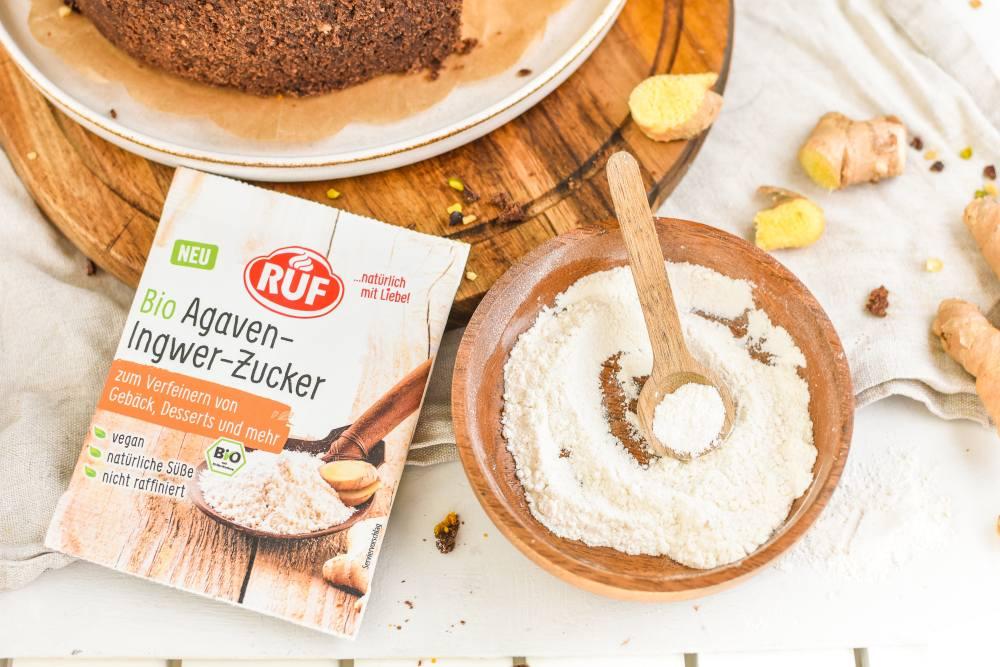 RUF Bio Agaven-Ingwer-Zucker